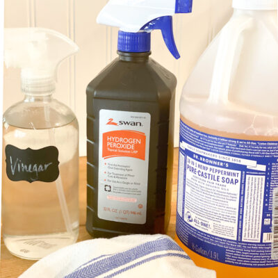 Natural Cleaners That Actually Work